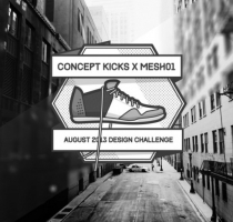 CK x Mesh01 August 2012 – A Closer Look By David Hardie