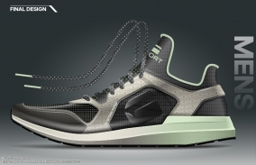 G STAR FOOTWEAR G-Sport Raw By Steven Joseph Carle