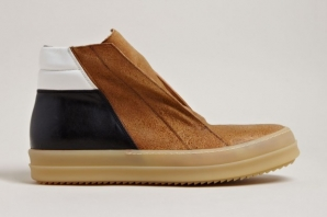 Rick Owens 2013 春季 Island Dunk Shoes 鞋款