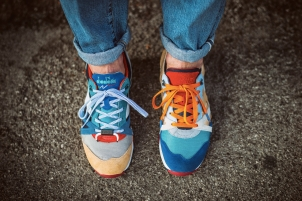 "1-of-1,Diadora N9000 ""What The"""