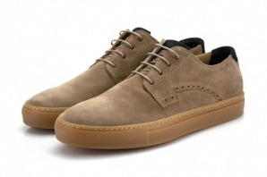 意大利品牌FNG x hyusto Sunday Derby Shoe