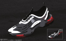 RACER-running shoes for nighttime urban running By screw 360